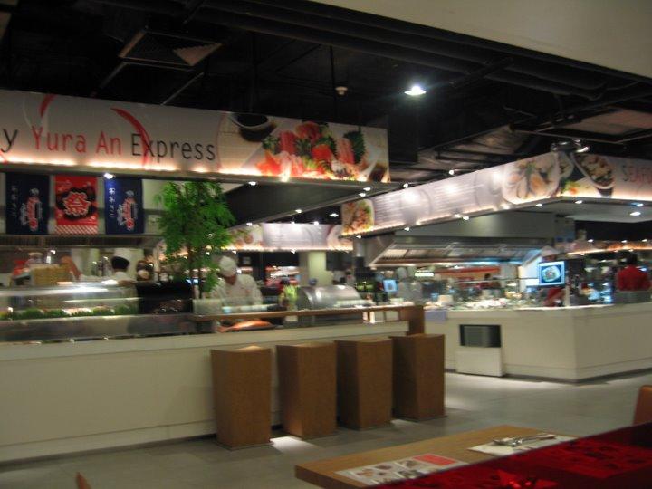 Thailand's food center