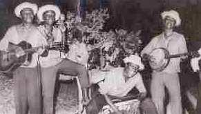 Jamaican Mento Band  - The Jolly Boys