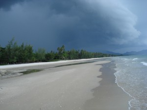 Strand bei Khanom