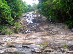 Wasserfall bei Khanom