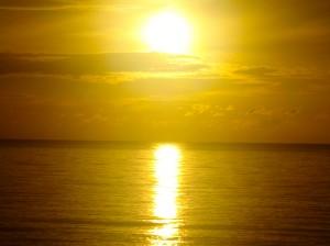 Sonnenaufgang bei Khanom