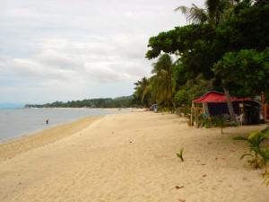 Lamai-Beach auf Koh Samui