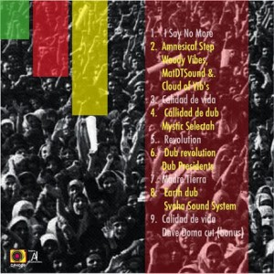 Jennifer Paulos - Revolution (Back-Cover)