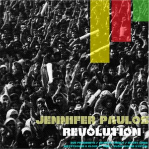 Jennifer Paulos - Revolution (Front-Cover)